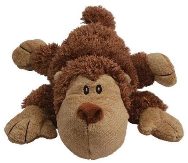 Kong Funky Monkey Cozie Plush Dog Toy Kong Dog Toys Dog Toys