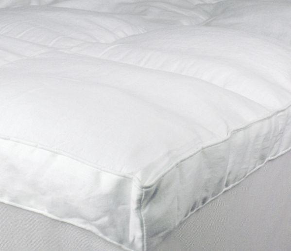 Serta Mattress Topper Queen Bedding Comfortable Bed Pads Covers NEW #Serta