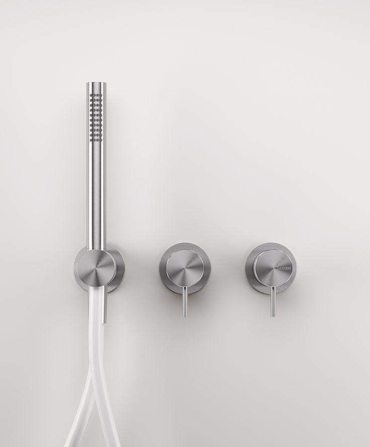 Zazzeri Z316 Shower Collection_Miscelatore vasca incasso