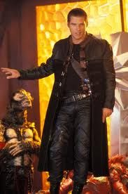 """Ben Browder - Farscape // One of the best scenes EVER.  """"Now, what am I offered for all the powers of the universe?"""""""