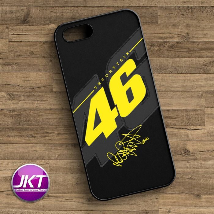 Valentino Rossi (VR46) 008 Phone Case for iPhone, Samsung, HTC, LG, Sony, ASUS Brand #vr46 #valentinorossi46 #valentinorossi #motogp
