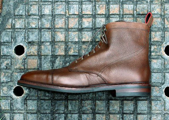 In Review: Win It: The Allen Edmonds First Avenue Dress Boot | Dappered.com