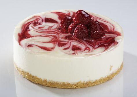 Cheesecake Cioccolato Bianco e Lamponi fatta con il Bimby: LEGGI LA RICETTA ► http://www.ricette-bimby.com/2011/08/cheesecake-cioccolato-bianco-e-lamponi.html