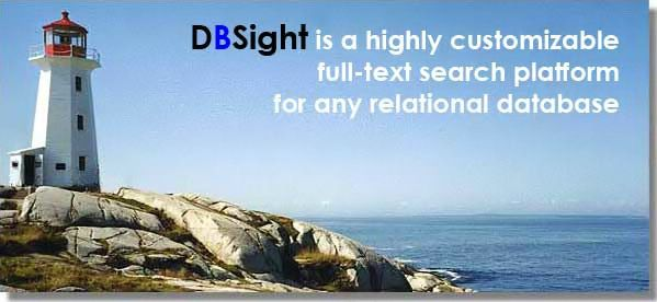 DBSight – Database Search Engine: Instant Scalable Full-text database search platform #database #storage #engine http://swaziland.remmont.com/dbsight-database-search-engine-instant-scalable-full-text-database-search-platform-database-storage-engine/  # Quick to develop Instead of weeks or even months to develop a full-text search for your data, if you know how to use DBSight, you can easily create the full-text search literally in minutes. Besides many HTML/XML integration options, you can…