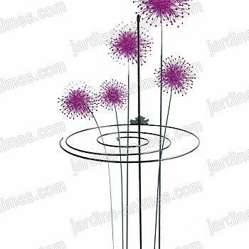 Tuteur variable - pousse avec vos plantes - Lot de 2