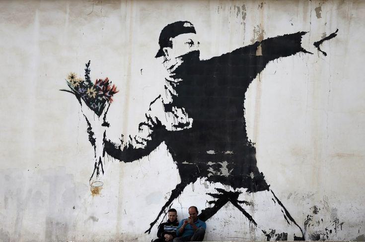 Quién es Banksy - Pulzo.com