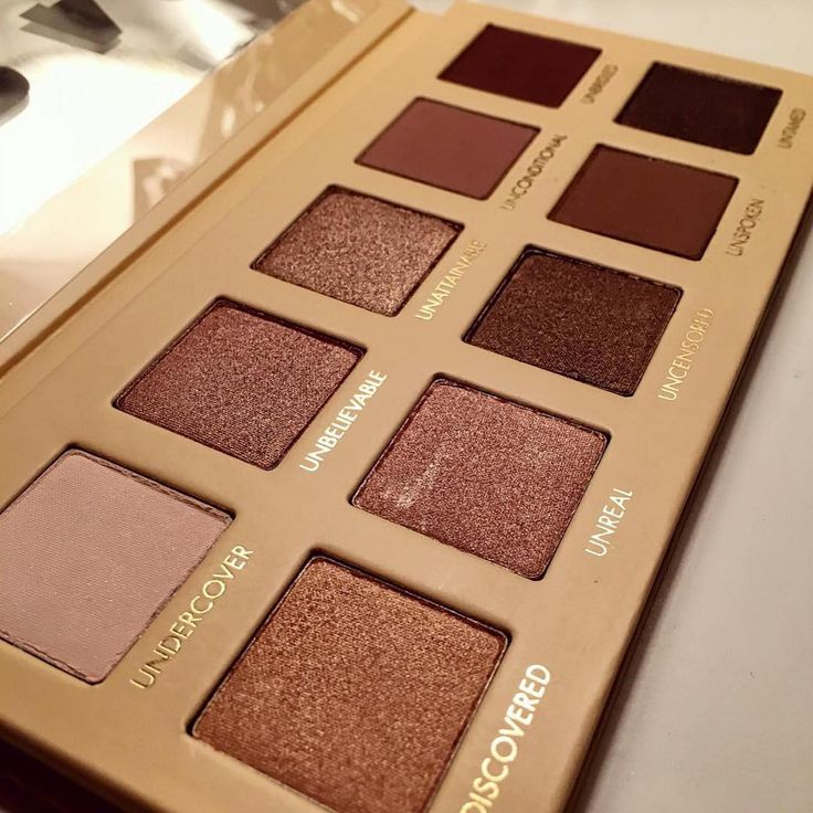 You'll fall in love with LORAC's #UNZIPPED Palette at first swatch! Via hippiesandlippies