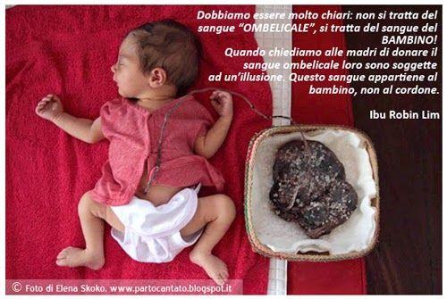 I diritti umani dei bambini alla nascita, lettera aperta di Ibu Robin Lim