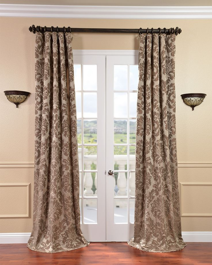 23 Gold Curtains Diversity In Use: 23 Best Curtains Window Treatments Images On Pinterest