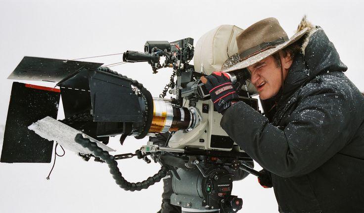 "Tarantino e o Aspect ratio de ""os oito odiados""   Update or Die!"