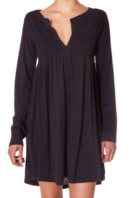 Super comfy and sweet. #989 eternal shirt lite almost black