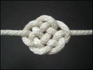 Cloud Knot ~ *Excellent* decorative knotting site  #handmade #jewelry