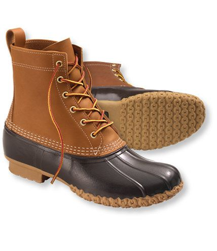 I want Bean Boots so badly!