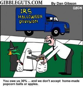 Halloween Joke The Man Who Can