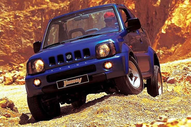 Suzuki Jimny Cabrio