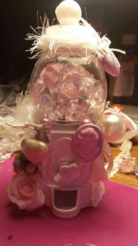 Kauwgom bal machine