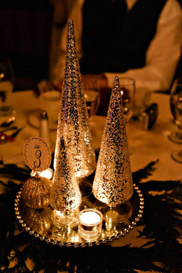 15 Creative Winter Wedding Ideas