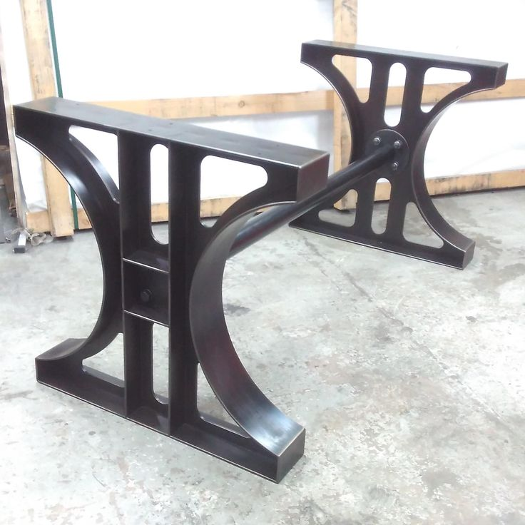 Mesa de comedor industrial mesas pinterest for Comedor industrial