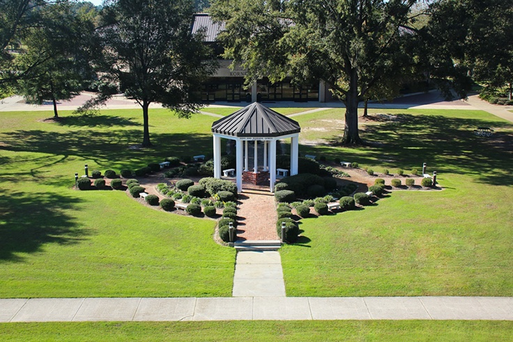 The Alumni Cross Walk And The Nido And Mariana Qubein Garden House Our Campus Pinterest