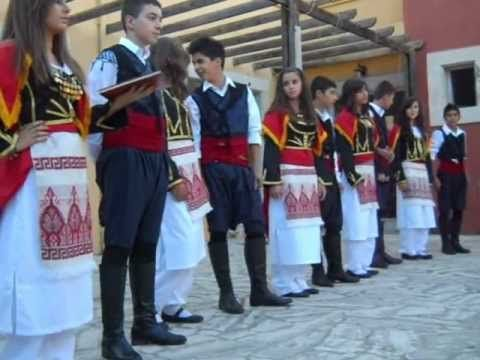 ▶ Traditional Greek Dancing - YouTube