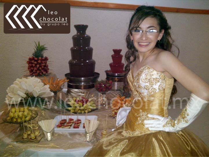 Blog - Fuentes de chocolate Renta y Venta, Chamoy, Queso México DF | Mesa de Dulces y Cockteleria SERVICIO DE FUENTES DE CHOCOLATE EN EL SALON CRISTAL CHALCO EDO DE MEX.
