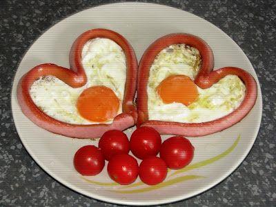 Οι Θησαυροί Της Κουζίνας: Λουκάνικα ερωτευμένα (καρδιές)
