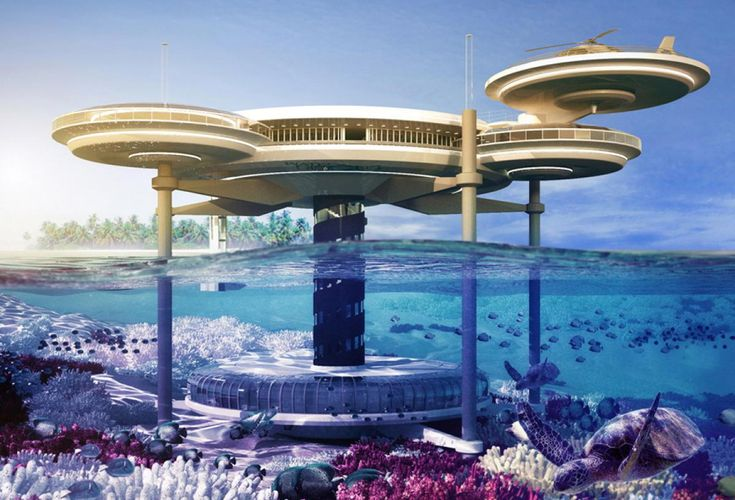 Water Discus Hotel 1