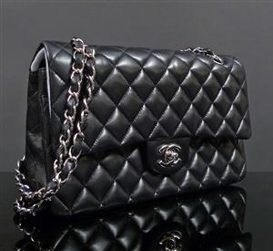 Chanel shoulder purse, model 2.55