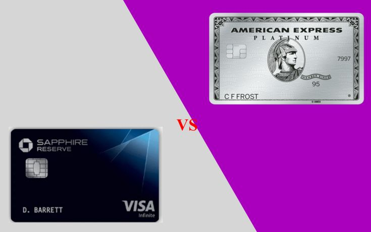 Chase Sapphire Reserve Vs Amex Platinum What S The Better Credit Card Good Credit Best Credit Cards Chase Sapphire
