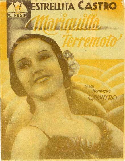 Mariquilla Terremoto (1939) de Benito Perojo - tt0030421