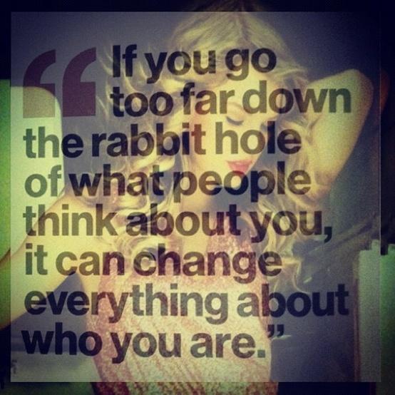 That rabbit hole <3