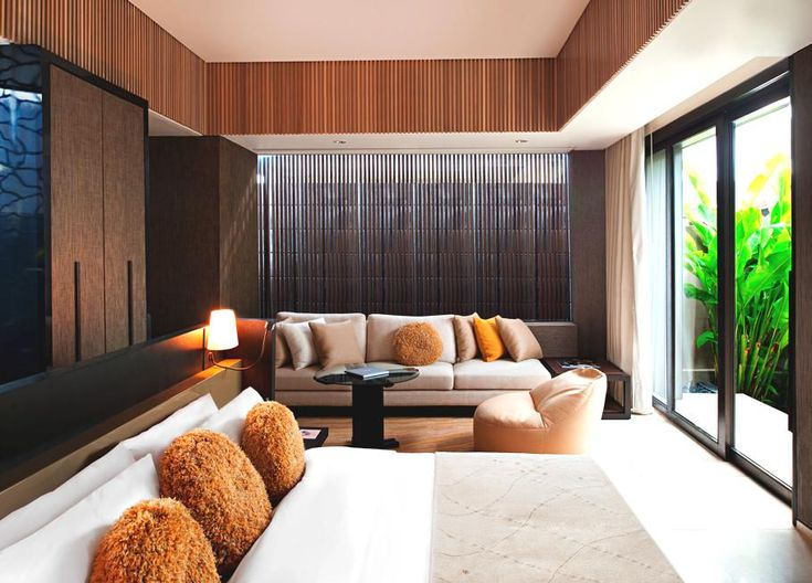 W Retreat & Spa Bali - SeminyakWow Two Bedroom Pool Villa