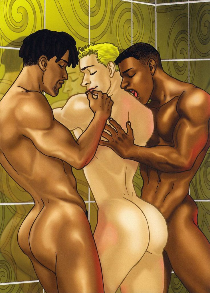 Hot Gay Cartoon Porn