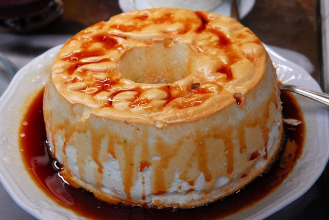 Molotoff Cake