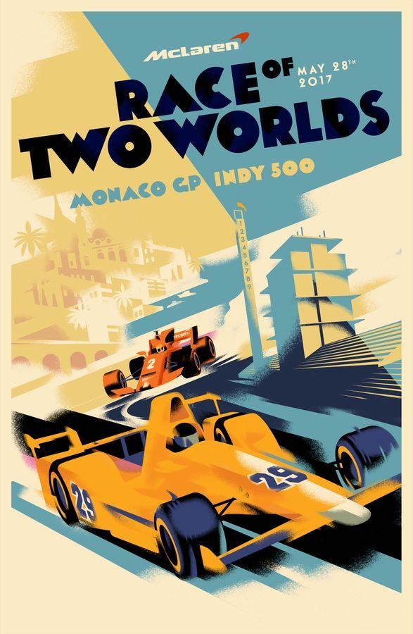 McLaren Formula 1 - McLaren's Race of Two Worlds