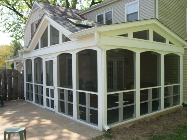 Screened In Porch Ideas | Cook Bros. #1 Design Build Remodeling Contractor  In Arlington