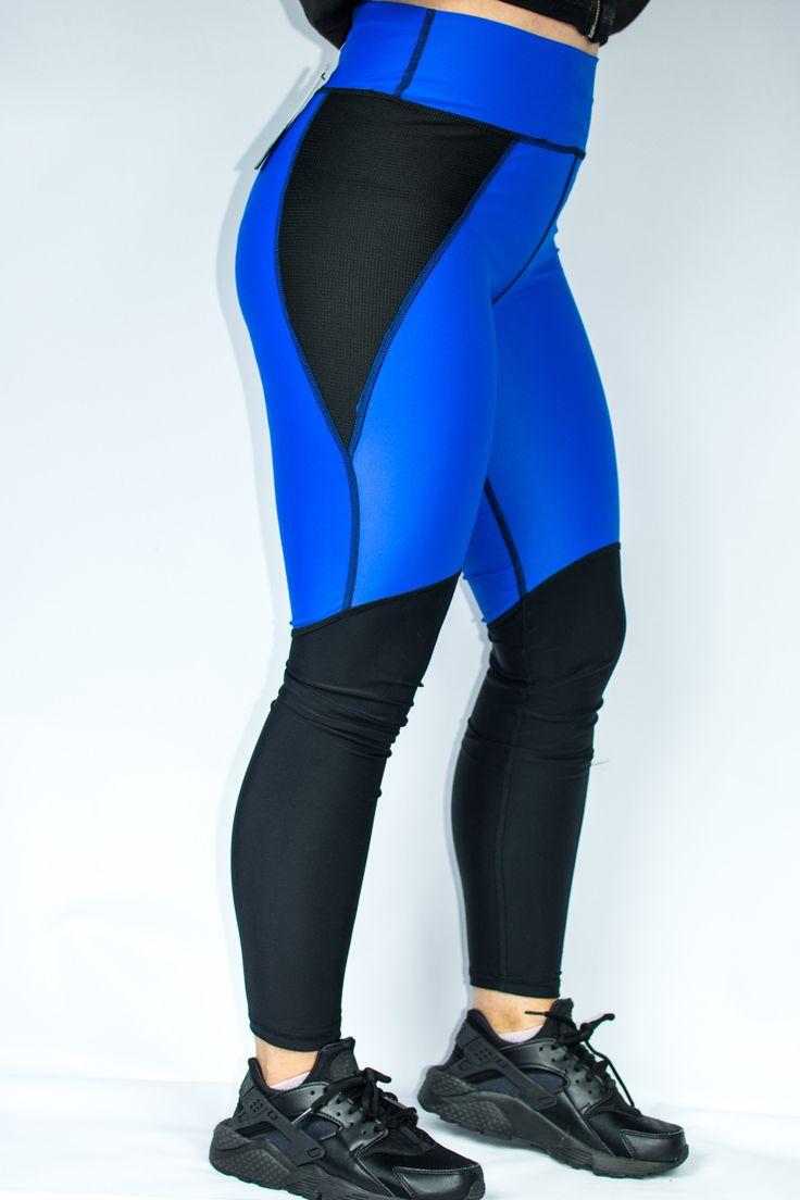 Women's Signature Leggings - Royal Blue