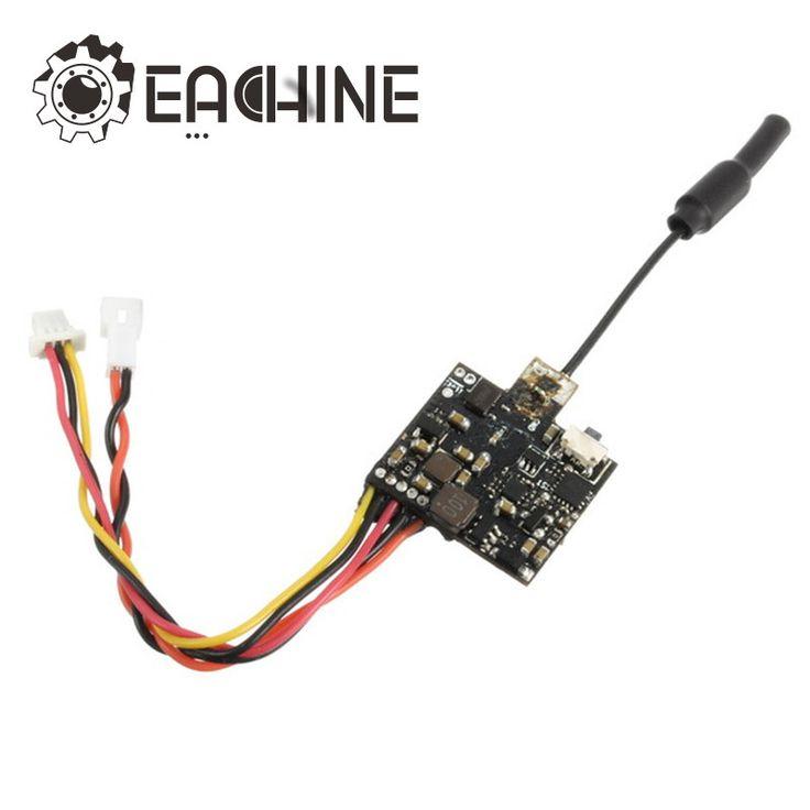 Eachine VTX03 Super Mini 5.8G 72CH 0/25 mW/50 mw/200 mW FPV Transmitter Switchable