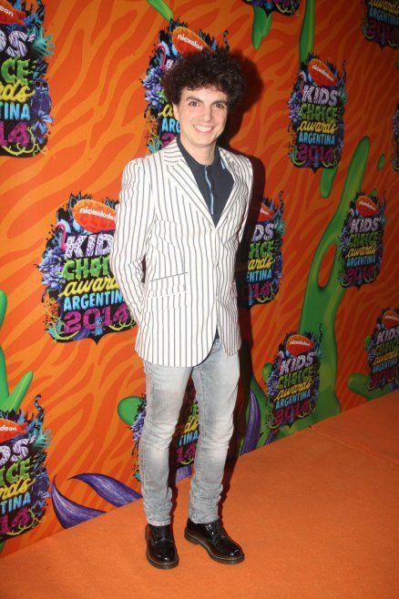Ale Sergi  - Kids' Choice Awards Argentina 2014