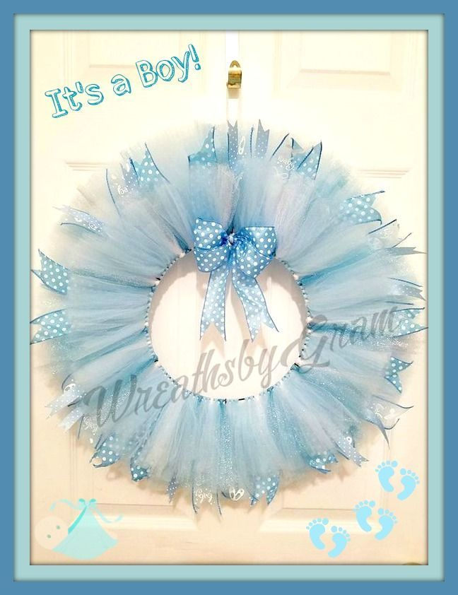GENDER REVEAL IDEAS; BABY BOY SHOWER DECORATIONS;  NURSERY WALL DECOR; BABY BOY SHOWER IDEAS; BABY BOY NURSERY; BABY GIFT; HOSPITAL DOOR HANGER BOY; BABY SHOWER PARTY; BABY BOY WREATH; BABY BOY WREATH FOR HOSPITAL DOOR; BABY SHOWER IDEAS FOR BOYS  #wreaths #babyboy #babyshowerdecorations #genderreveal #babyroomdecor #babygift #babyboynursery #babyboywreath #babyshowerparty #giftfornewmom #babyshower #nurserystyle #nursery