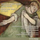 Charles-Marie Widor, Louis Vierne: Messes pour Chœurs et Orgues [CD]