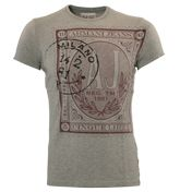 Armani Grey T-Shirt with Printed Design !!!! http://www.comparestoreprices.co.uk/t-shirts/armani-grey-t-shirt-with-printed-design.asp