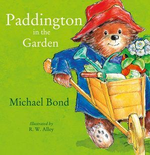 For Paddington, one of the nicest things about being a bear and living with the Brown family is being able to share their lovely garden. But gardens don't just happen, and the one at number thirty-two Windsor Gardens keeps the whole family busy, so Paddington is only too pleased to lend a paw when they give him a chance. He may not have 'green fingers', but the fact that paws and marmalade are never far apart leads to some unexpectedly colourful results during National Garden Week!
