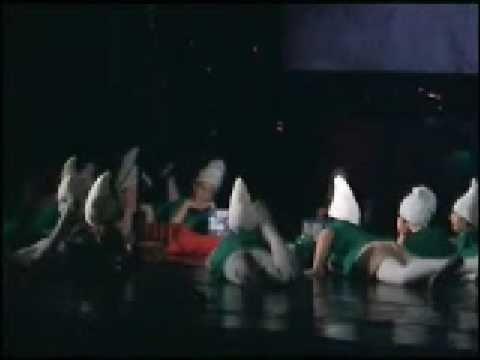 Volt egy szer egy karácsony, Zöld manók, Martfű - YouTube