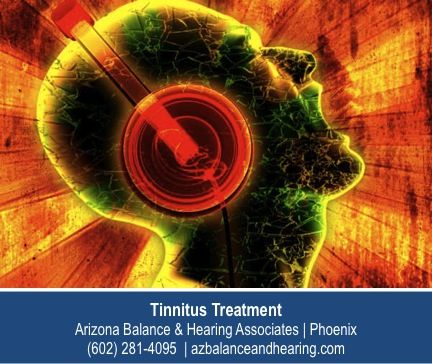 http://azbalanceandhearing.com – People with tinnitus in Phoenix live in a world where there is no silence just a constant barrage of noise coming from nowhere.  There are therapies and treatments available to reduce the ringing and its interference with your life. Contact the experts at Arizona Balance & Hearing Associates for an initial assessment.