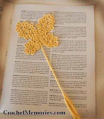 Our pretty crochet pineapple butterfly bookmark is fun to work up and simpler than you might think! Complete with tassel it'll make a nice gift paired with a crochet book, or novel, or included in a gift basket!