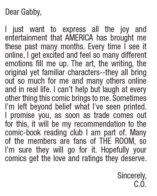 4chan's /co/mic board sends Marvel a fan letter in the latest Ms America Issue