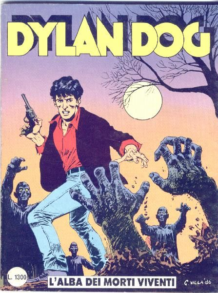 "Database della collana: ""Dylan Dog "" # 1"
