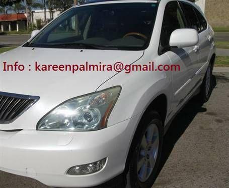 VoluminousO4 Lexus RX 330-lefwy (south florida) $2000