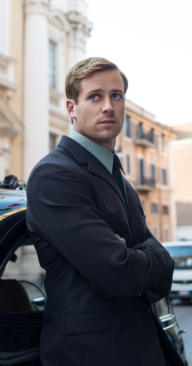 Armie Hammer in The Man from U.N.C.L.E. (2015)